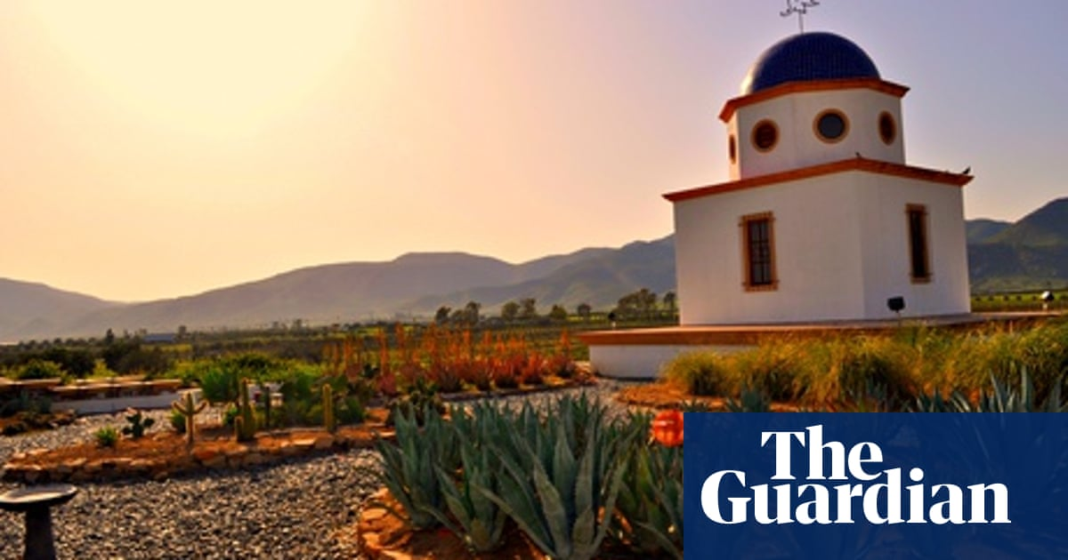 Mexico's exciting new wine trail: Valle de Guadalupe
