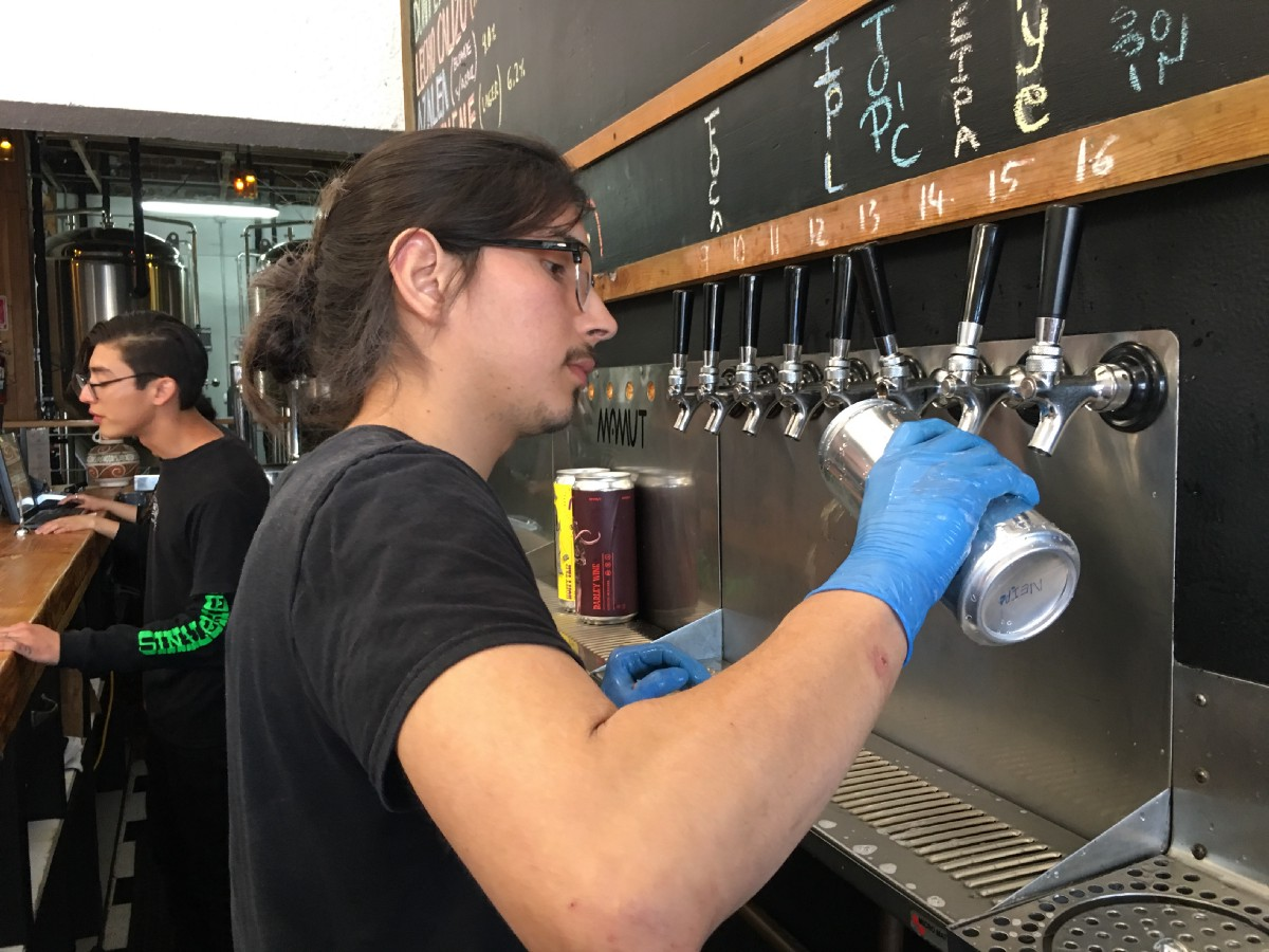 San Diego Craft Beer Boom Rediscovered Over Mexico's Border